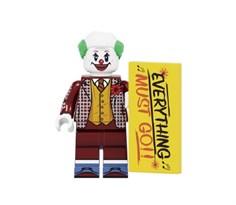 Фигурка Джокер (Joker) с табличкой из фильма Джокер