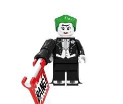 Фигурка Джокер (Joker) в черном костюме из фильма Отряд самоубийц