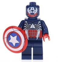 Фигурка Капитан Америка и Веном лего купить