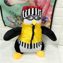 Плюшевый Хагси пингвин Джоуи из сериала Друзья купить в Москве