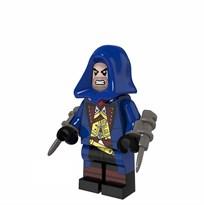 Фигурка совместима с лего Арно Дориан (Dorian) в синем плаще из игры Assassin's Creed