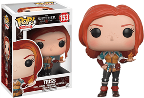 Фигурка Трисс (Triss) из игры Witcher