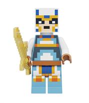 Фигурка совместима с лего Принц из игры Майнкрафт