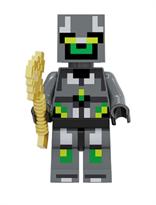 Фигурка совместима с лего Робот из игры Майнкрафт