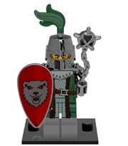 Фигурка совместима с лего бесстрашный рыцарь
