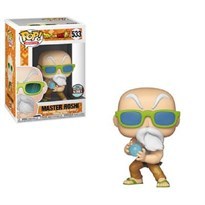 Фигурка Мастер Роши Драгонболл (Funko POP! Animation Dragonball Super #533 Master Roshi (Max Power)) №533
