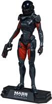 """Подвижная фигурка Сара Райдер (McFarlane Color Top Series Figures - Mass Effect Andromeda - 7"""" Sara Ryder) из игры Масс Эффект: Андромеда 17 см"""