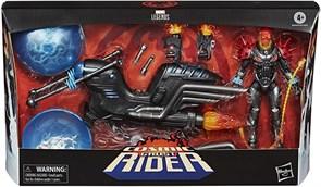 Подвижная фигурка Призрачный гонщик в космосе (Marvel Legends Cósmica Ghost Rider)