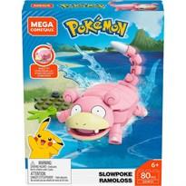Конструктор Покемон Слоупок (Mega Construx Pokemon Buildable Slowpoke Figure Power Pack) 80 деталей