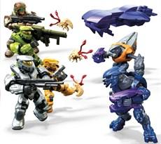 Купить Фигурку Mega Construx Halo Micro Action Figure (Хало)