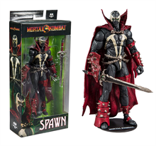 Фигурка Спаун Мортал Комбат (McFarlane Toys Mortal Kombat Spawn Action Figure) купить в Москве