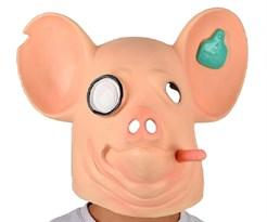 Маска Веселая свинья купить в Росии