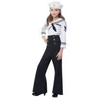 Костюм для девочки Морячка