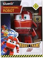 Робот поезд трансформер Альф (Robot trains) купить в Москве