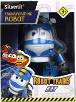 Робот поезд трансформер Кай (Robot trains) купить в Москве