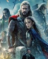Картина по номерам Тор Рагнарёк (Thor) купить в Москве