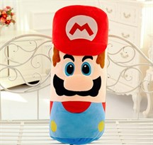 """Плюшевая подушка Марио из """"Супер Марио"""""""