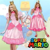 Костюм Принцессы Персик (Super Mario)