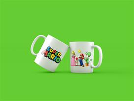 Кружка Супер Марио (Super Mario) купить