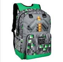Рюкзак с киркой Майнкрафт