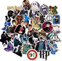 Набор наклеек Гарри Поттер (Harry Potter) 50 шт купить в России