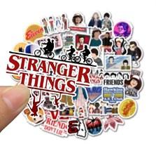 Набор наклеек Очень странные дела (Stranger Things) 50 шт купить в России