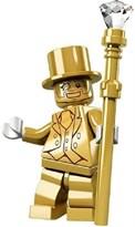 Фигурка мистер Голд совместима с Лего купить в России