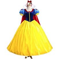 Карнавальный костюм Белоснежки купить в России