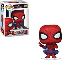 Фигурка Человек-паук Вдали от дома (Spider-Man Far from Home) №468 купить
