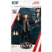 Подвижная фигурка Эйден Инглиш (WWE Elite Collection Aiden English Action Figure with Accessories) 15 см купить в Москве