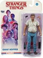 Подвижная фигурка Хоппер Очень странные дела (Stranger Things Chief Hopper Action Figure) купить в Москве