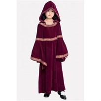 Детский костюм средневековой Ведьмы  купить в России