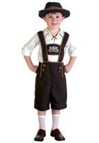 Детский баварский костюм для мальчика для Октоберфеста купить в России