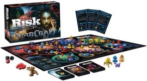 Настольная игра RISK StarCraft купить в Москве