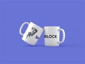 Кружка с артом Шерлок (Sherlock) купить