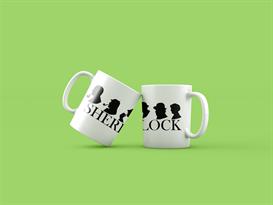 Кружка Шерлоки (Sherlock) купить
