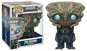 Фигурка Архонт (Archon 6-Inch) из игры Mass Effect: Andromeda