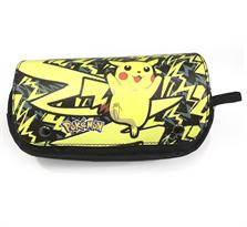 Черный пенал с Пикачу Покемоны (Pokemon Pikachu) купить в Москве