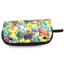 Черный пенал Покемоны (Pokemon) купить в Москве