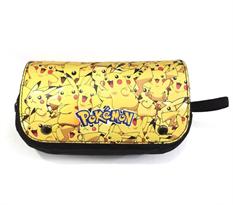 Черный пенал армия Пикачу Покемоны (Pokemon) купить