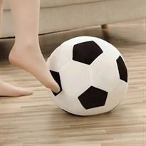 Подушка в виде футбольного мяча