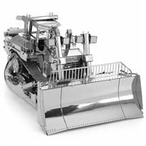 3D металлическая головоломка Бульдозер купить в России