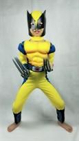 Детский костюм Росомаха из комиксов про Людей Икс (X-Men)
