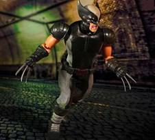 Фигурка Росомаха из вселенной Marvel