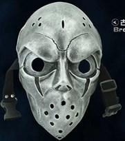 Хокейная маска из игры SLAPSHOT