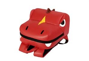 3D Мини рюкзак Дракон (красный) купить в России