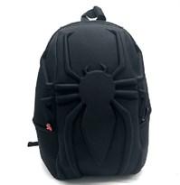 3D Рюкзак Человек паук (черный) купить в России