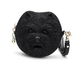 3D Мини сумка дикий черный кот купить в России