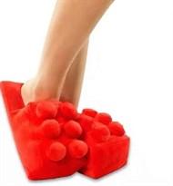 Тапочки Lego (красные) купить в России