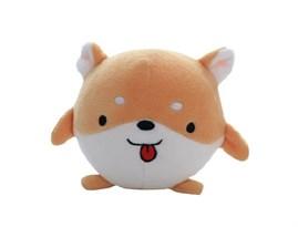 Мягкая игрушка-антистресс собака Корги купить в России